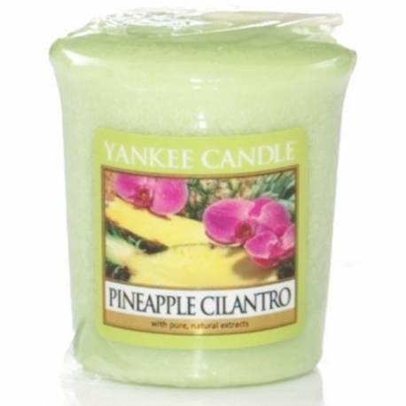Yankee Candle Sampler Votivkerze Pineapple Cilantro