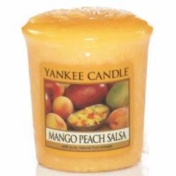 Yankee Candle Sampler Votivkerze Mango Peach Salsa