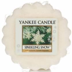 Yankee Candle Tart / Melt Sparkling Snow