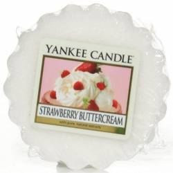 Yankee Candle Tart / Melt Strawberry Buttercream