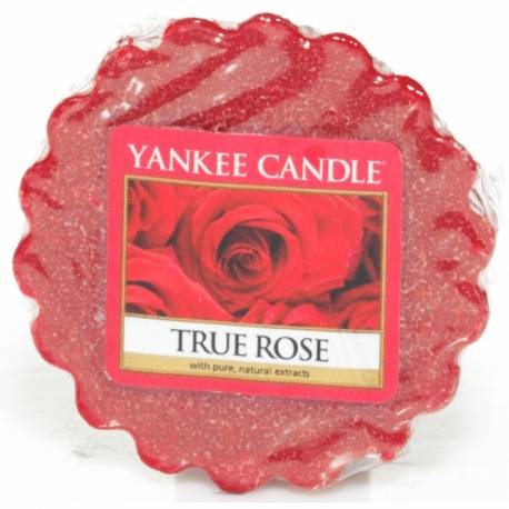 Yankee Candle Tart / Melt True Rose