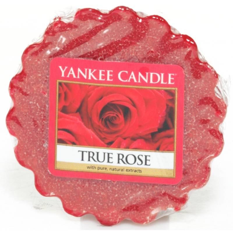 yankee candle tart true rose. Black Bedroom Furniture Sets. Home Design Ideas