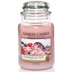 Yankee Candle Jar Glaskerze groß 623g Summer Scoop