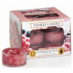 Yankee Candle Teelichter 12er Pack Summer Scoop
