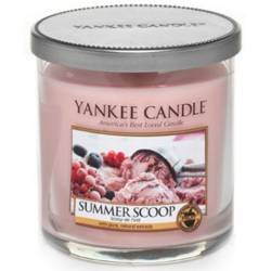 Yankee Candle 1 Docht Regular Tumbler Glaskerze klein 198g Summer Scoop
