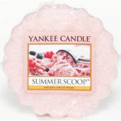Yankee Candle Tart / Melt Summer Scoop
