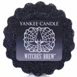 Yankee Candle Tart / Melt Witches Brew Halloween