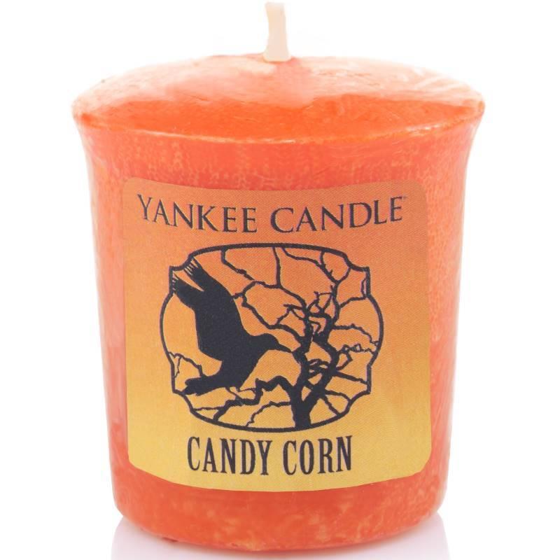 yankee candle sampler votivkerze candy corn. Black Bedroom Furniture Sets. Home Design Ideas