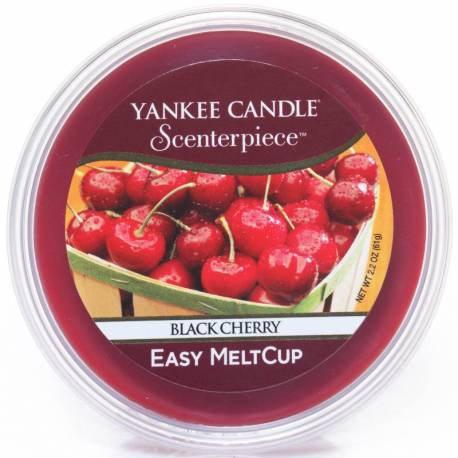 Yankee Candle Easy MeltCup Black Cherry
