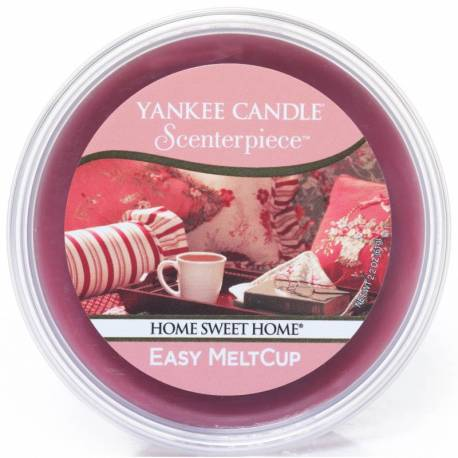 Yankee Candle Easy MeltCup Home Sweet Home
