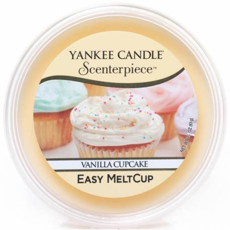 Yankee Candle Easy MeltCup Vanilla Cupcake
