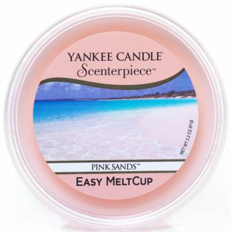 Yankee Candle Easy MeltCup Pink Sands
