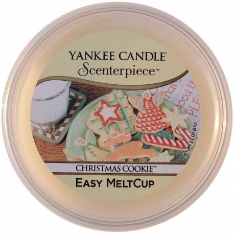 Yankee Candle Easy MeltCup Christmas Cookie
