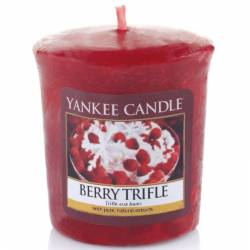 Yankee Candle Sampler Votivkerze Berry Trifle