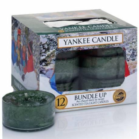 Yankee Candle Teelichter 12er Pack Bundle Up