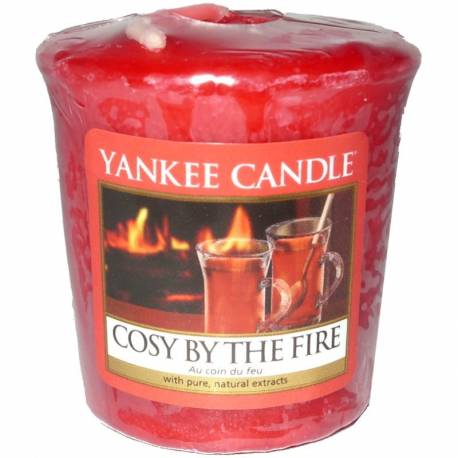 Yankee Candle Sampler Votivkerze Cosy by the Fire