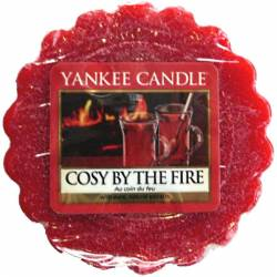 Yankee Candle Tart / Melt Cosy by the Fire