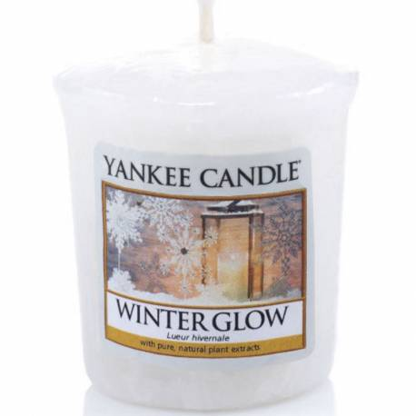 Yankee Candle Sampler Votivkerze Winter Glow