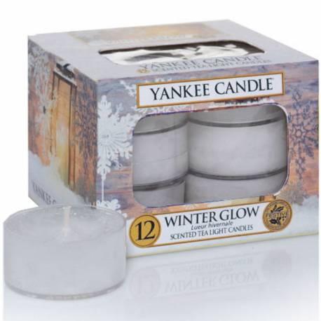 Yankee Candle Teelichter 12er Pack Winter Glow