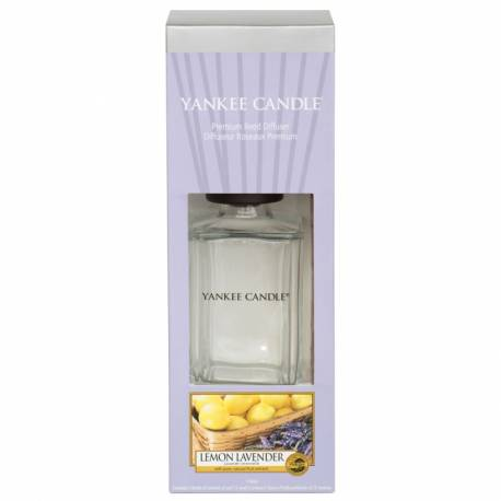 Yankee Candle Décor Reed Diffuser Lemon Lavender