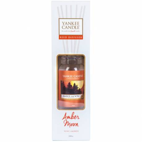Yankee Candle Classic Reed Diffuser Schilfgrasspender Amber Moon