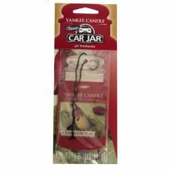 Yankee Candle Car Jar Cranberry Pear