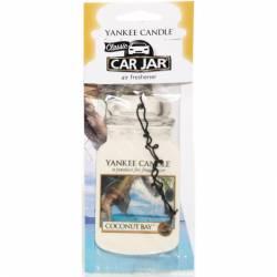 Yankee Candle Car Jar Coconut Bay