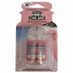 Yankee Candle Car Jar Ultimate Pink Sands