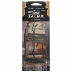 Yankee Candle Car Jar Black Coconut