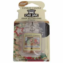 Yankee Candle Car Jar Ultimate Christmas Cookie
