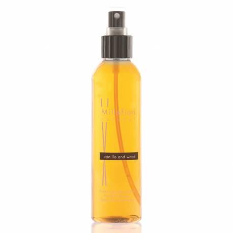 Vanilla & Wood Millefiori Natural Raumspray 150 ml