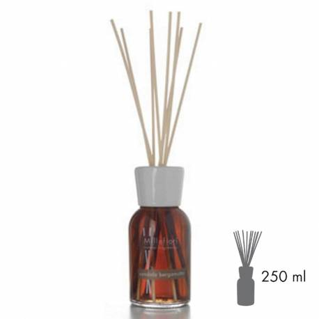 Sandalo Bergamotto Millefiori Natural Stick Diffusor 250 ml