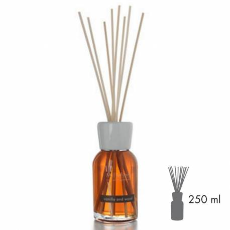 Vanilla & Wood Millefiori Natural Stick Diffusor 250 ml