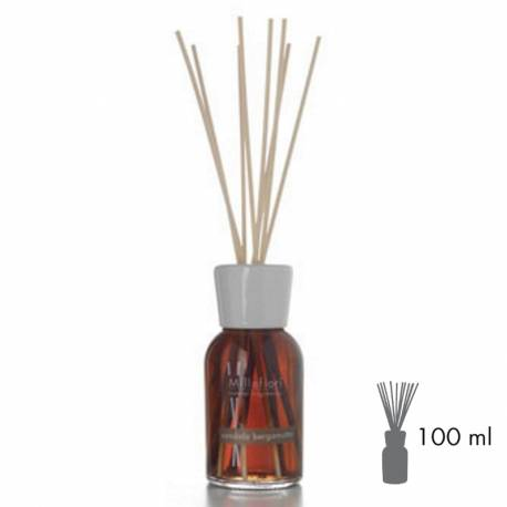 Sandalo Bergamotto Millefiori Natural Stick Diffusor 100 ml