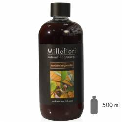 Sandalo Bergamotto Millefiori Natural Refill 500 ml