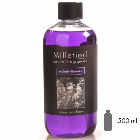 Melody Flowers Millefiori Natural Refill 500 ml