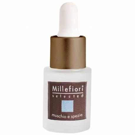 Muschio & Spezie Millefiori Selected Hydro 15 ml