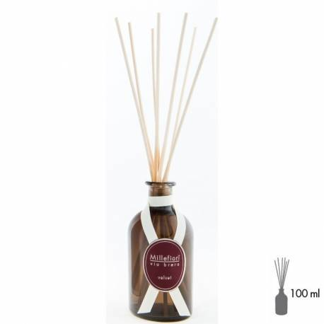 Velvet Millefiori Via Brera Stick Diffusor 100 ml