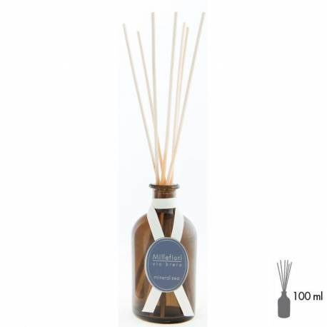 Mineral Sea Millefiori Via Brera Stick Diffusor 100 ml