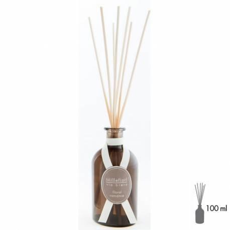 Floral Romance Millefiori Via Brera Stick Diffusor 100 ml