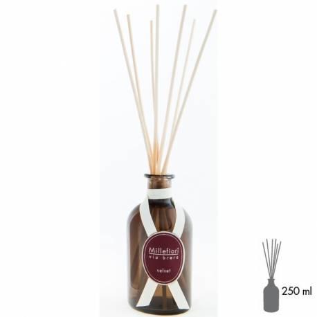 Velvet Millefiori Via Brera Stick Diffusor 250 ml