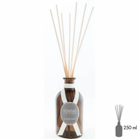 Sandalwood Millefiori Via Brera Stick Diffusor 250 ml