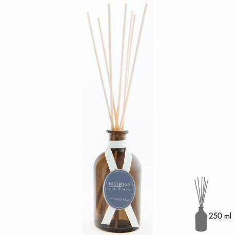 Mineral Sea Millefiori Via Brera Stick Diffusor 250 ml