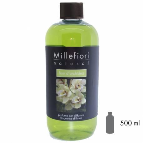 Fiori d´Orchidea Millefiori Natural Refill 500 ml