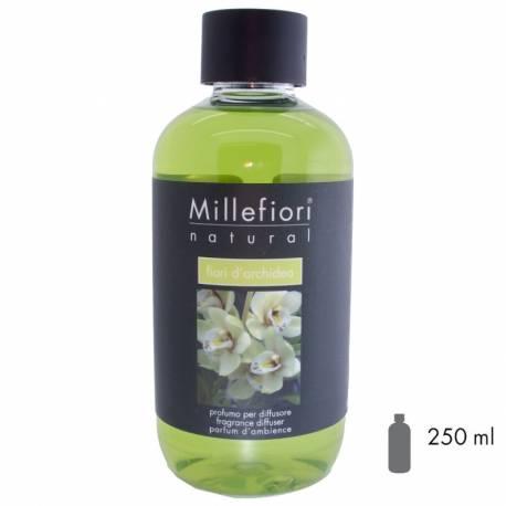 Fiori d´Orchidea Millefiori Natural Refill 250 ml