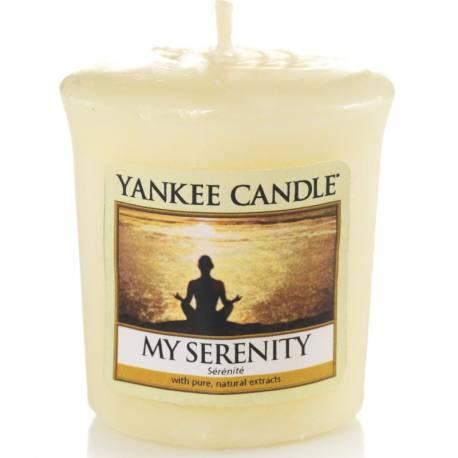 Yankee Candle Sampler Votivkerze My Serenity