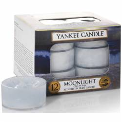 Yankee Candle Teelichter 12er Pack Moonlight