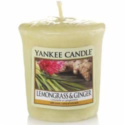 Yankee Candle Sampler Votivkerze Lemongrass & Ginger