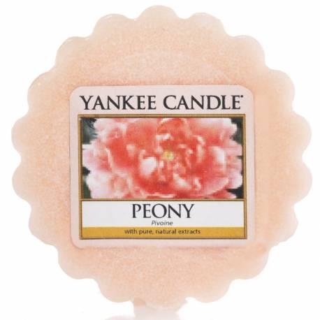 Yankee Candle Tart / Melt Peony