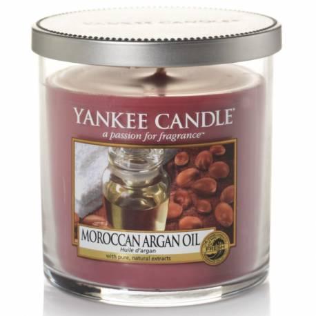Yankee Candle 1 Docht Regular Tumbler Glaskerze klein 198g Moroccan Argan Oil